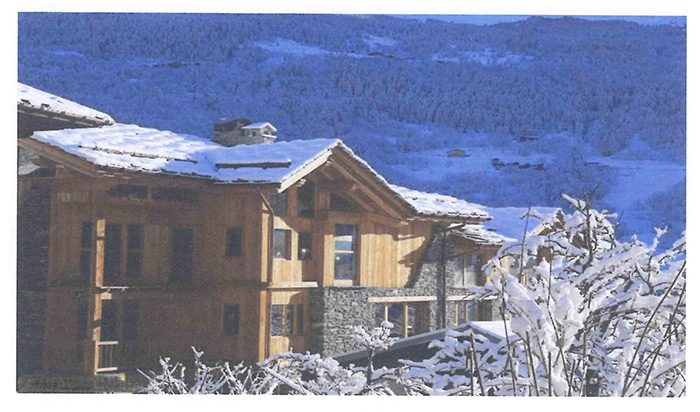 CHALET LE TURIA Appart Edelweiss