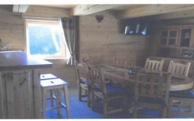 Chalet le Turia Edelweiss